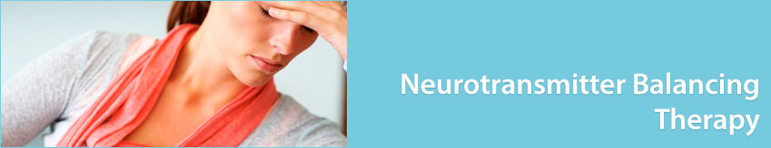 Neurotransmitter Balancing Therapy